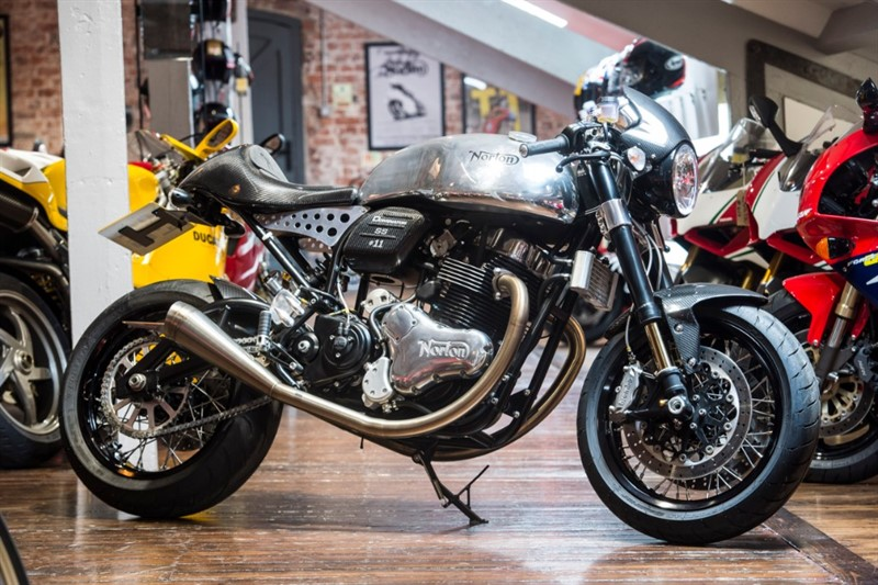 used Norton DOMINATOR SS 11 No 11 of 200 in sheffield-for-sale