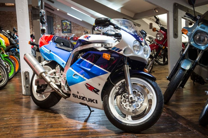used Suzuki  GSX 750RR 1 OF ONLY 500 PRODUCED. in sheffield-for-sale