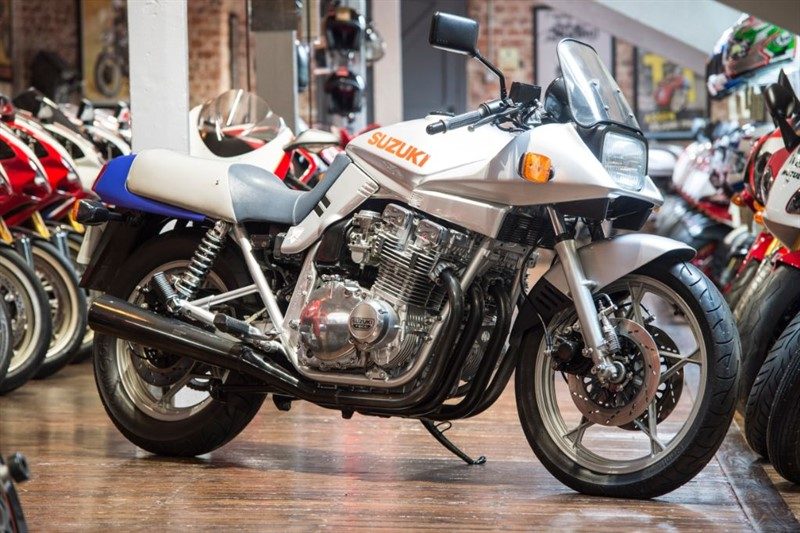 used Suzuki GSX1000 S KATANA RESTORED EXAMPLE in sheffield-for-sale