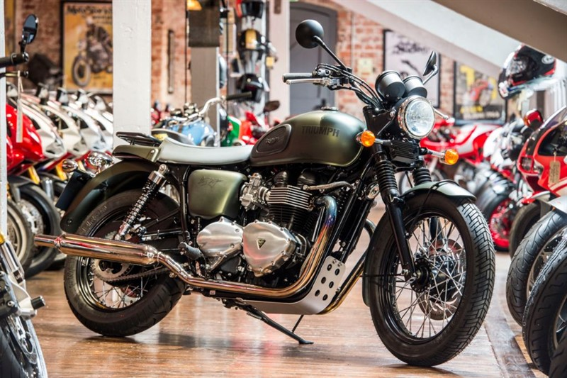 Triumph Bonneville T100 for sale