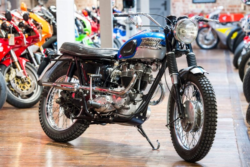 used Triumph  BONNEVILLE T120C COMPETITION SPORTS in sheffield-for-sale