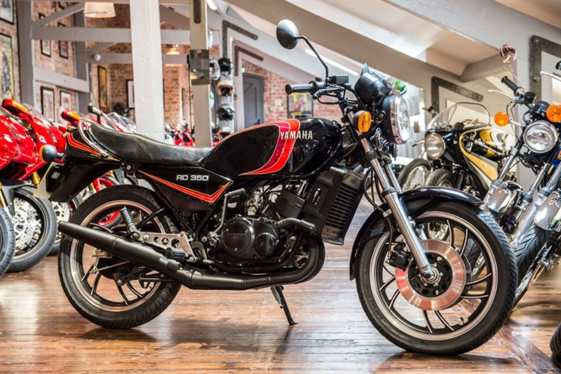 used Yamaha  RD350 LC  in sheffield-for-sale