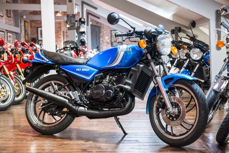 used Yamaha RD250 LC RETRO CLASSIC in sheffield-for-sale