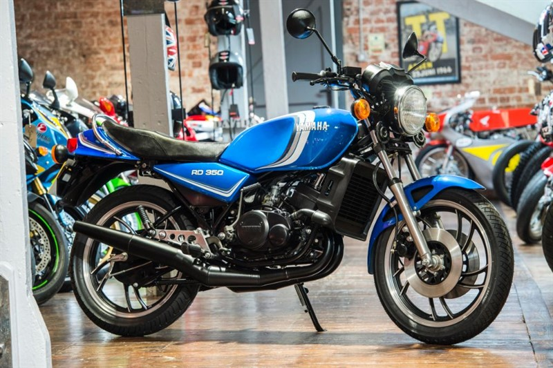 used Yamaha RD350 LC STUNNING CONCOURSE RESTORATION  in sheffield-for-sale
