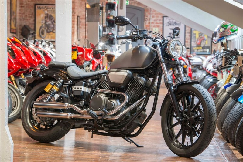 "used Yamaha XVS950 R ABS RETRO ""BOBBER""  in sheffield-for-sale"