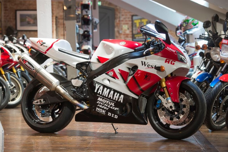 used Yamaha YZF750R R7 OW-02  in sheffield-for-sale