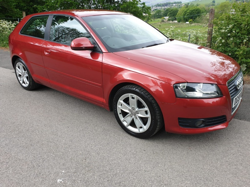 used Audi A3 TFSI SPORT in derbyshire