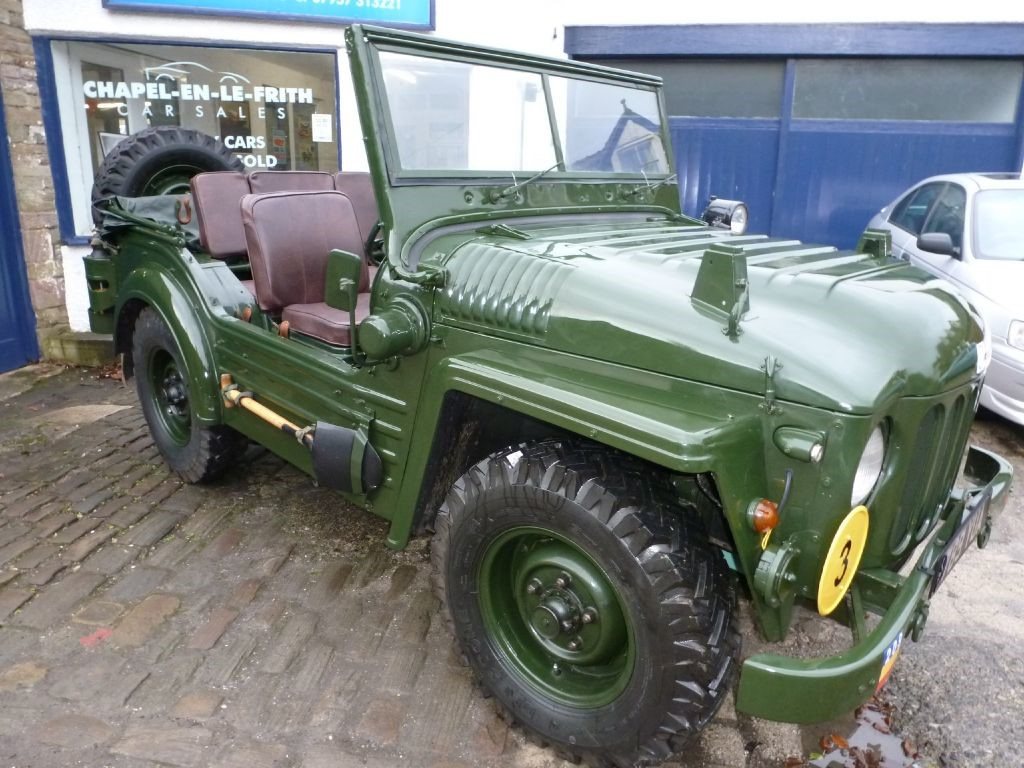 used Austin  champ in derbyshire