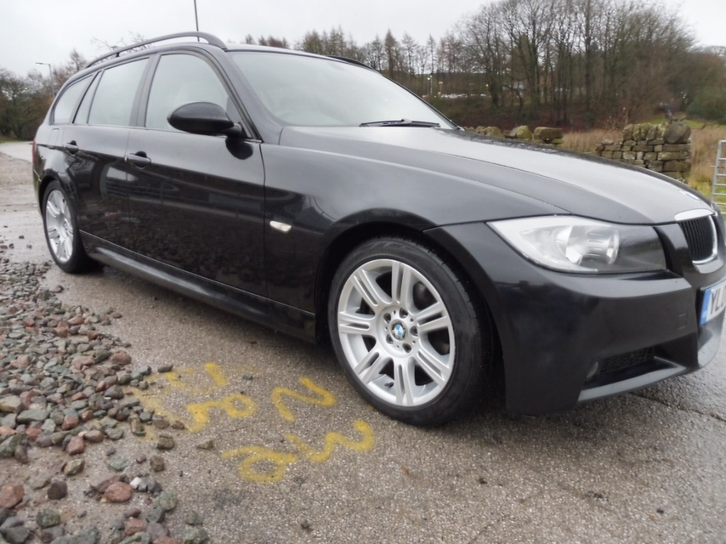 used BMW 320i M SPORT in derbyshire