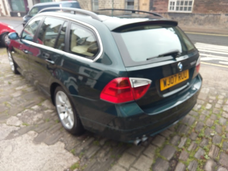 used BMW 325i SE TOURING in derbyshire