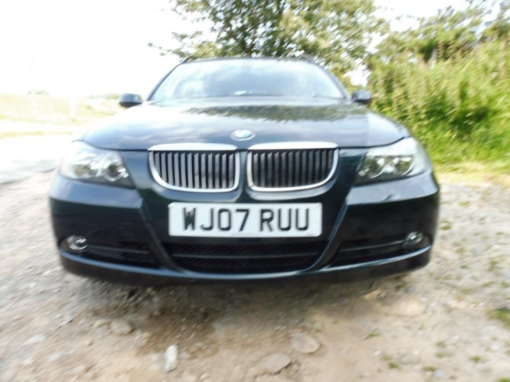 Used tief green BMW 325i for Sale | Derbyshire
