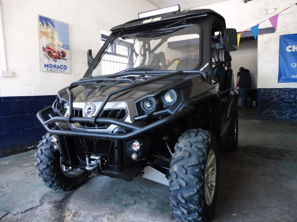 used Can-Am Commander xt in derbyshire