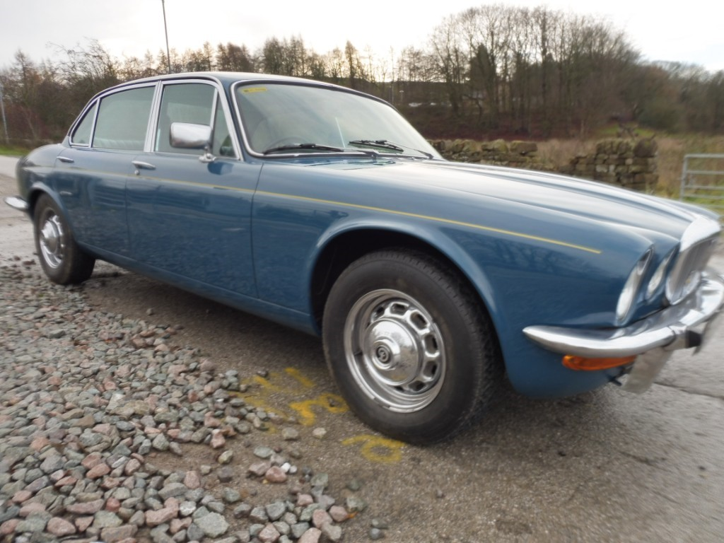 used Daimler Sovereign  in derbyshire