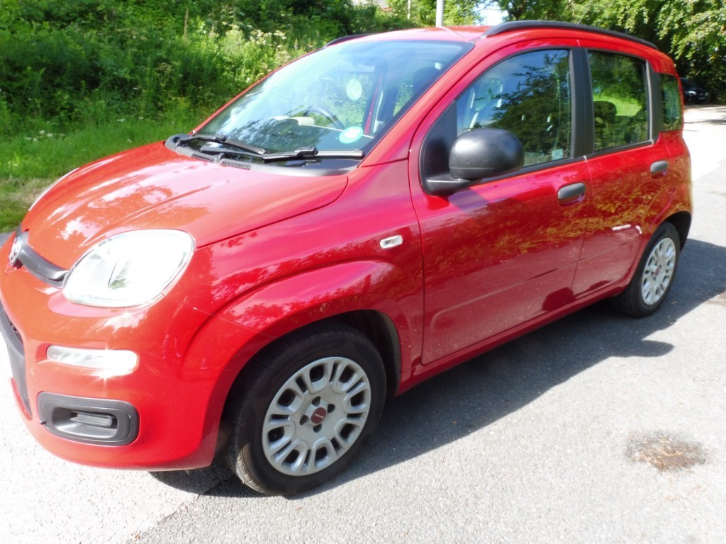 used Fiat Panda EASY in derbyshire