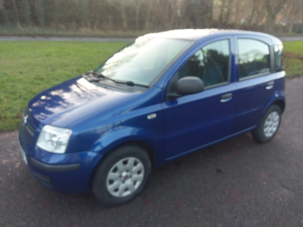 used Fiat Panda DYNAMIC ECO in derbyshire