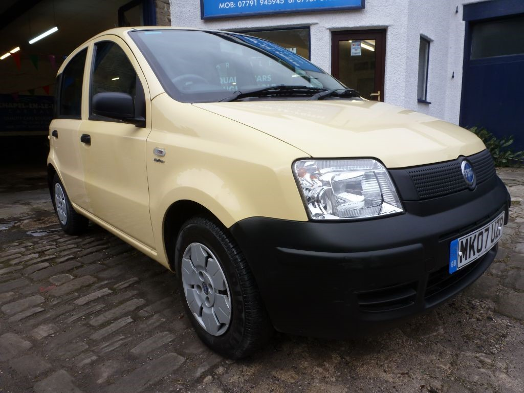 used Fiat Panda ACTIVE in derbyshire
