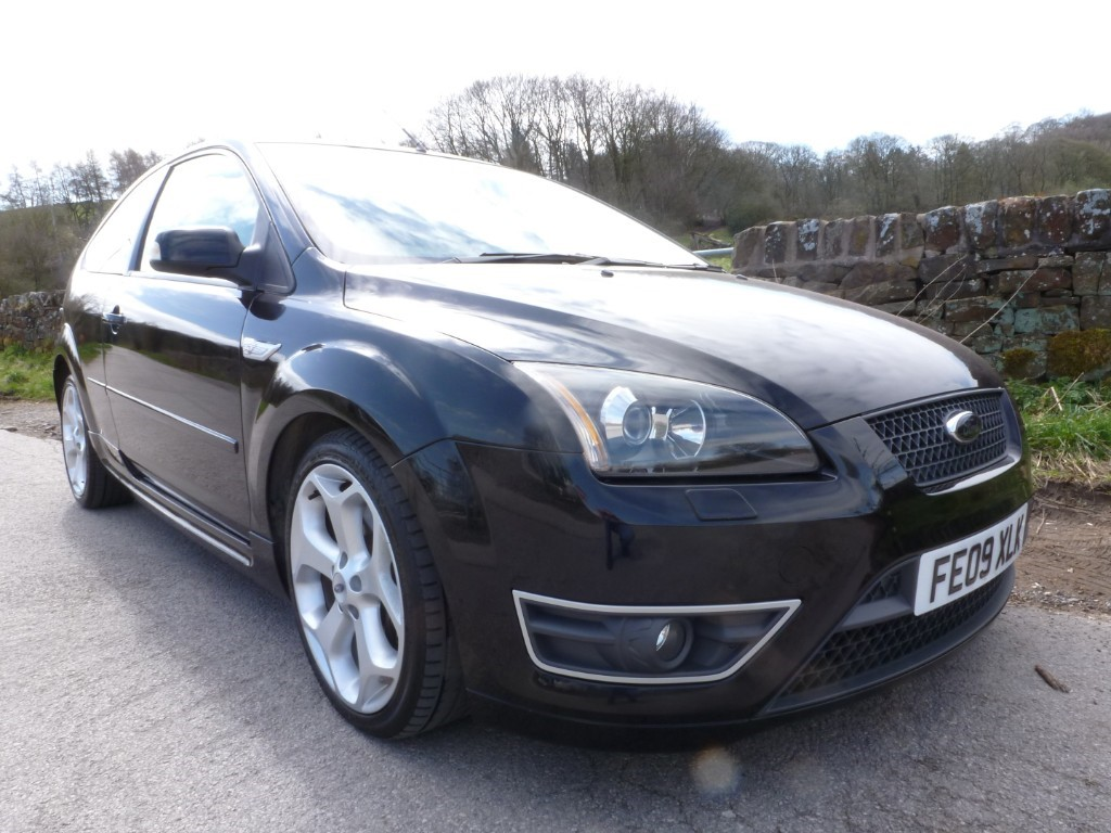 used Ford Focus ST-2 in derbyshire