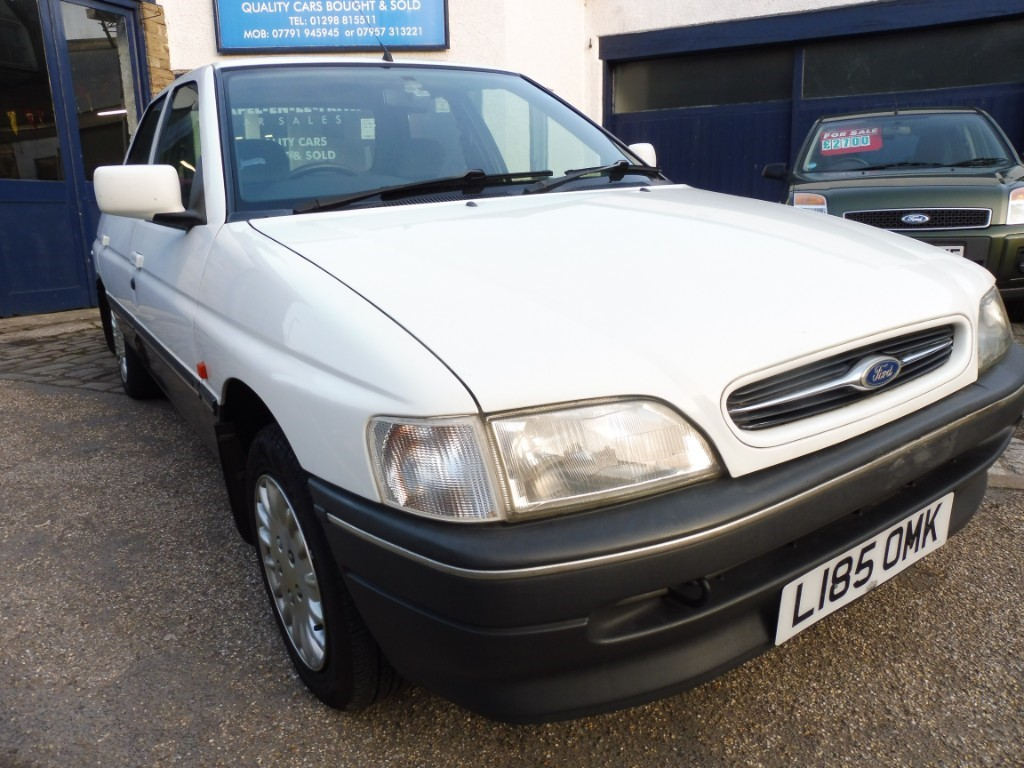 used Ford Orion equipe in derbyshire
