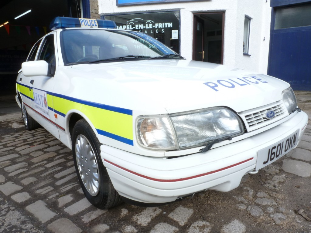 used Ford Sierra SAPPH GLsi in derbyshire