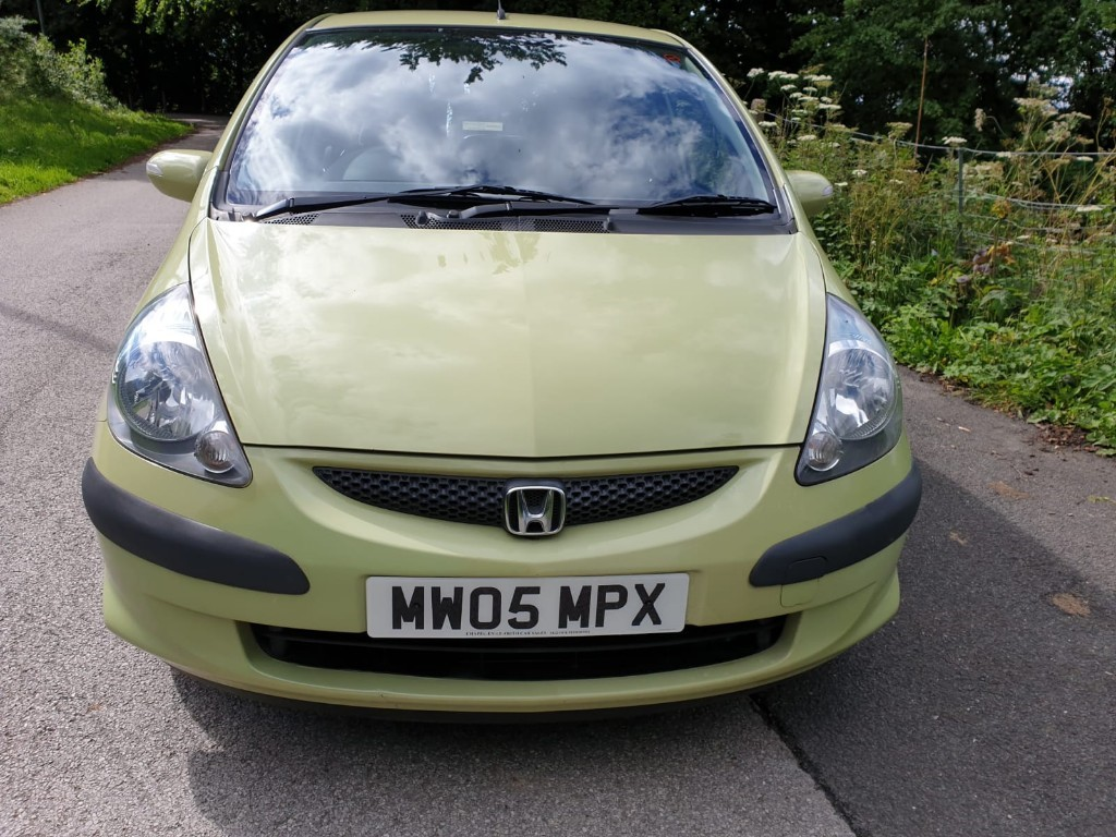 used Honda Jazz DSI SE in derbyshire