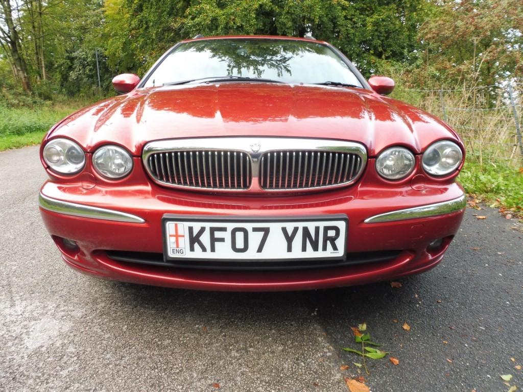 used Jaguar X-Type V6 SE in derbyshire
