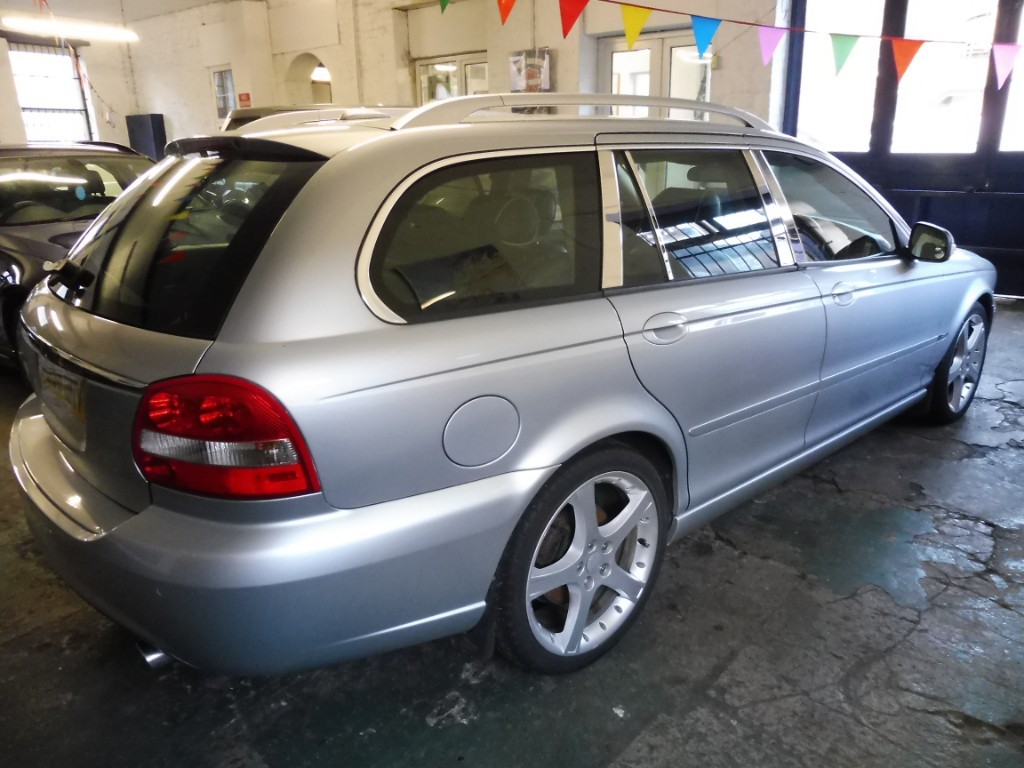 used Jaguar X-Type SOVEREIGN AWD 3 LITRE in derbyshire