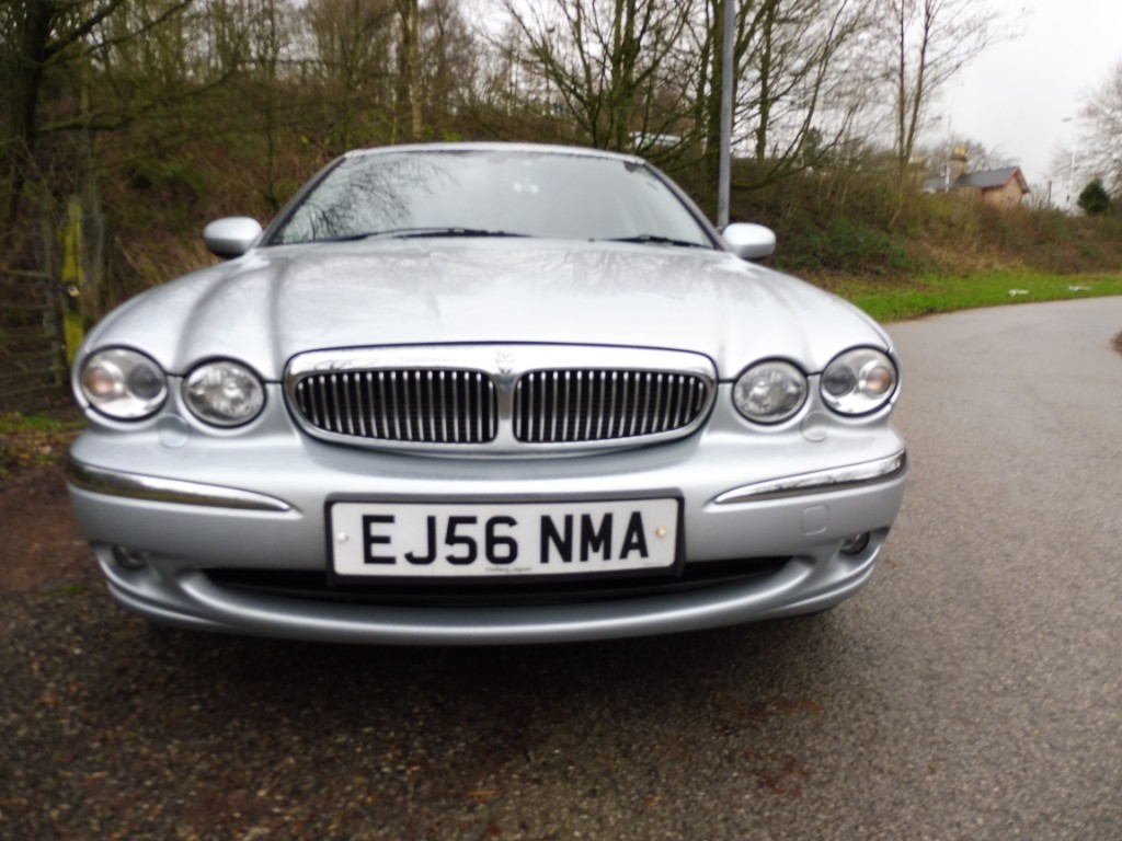 used Jaguar X-Type V6 SE in derbyshire