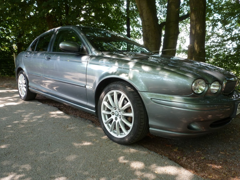 used Jaguar X-Type S in derbyshire
