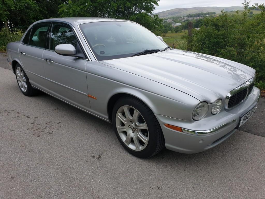 used Jaguar XJ V6 in derbyshire