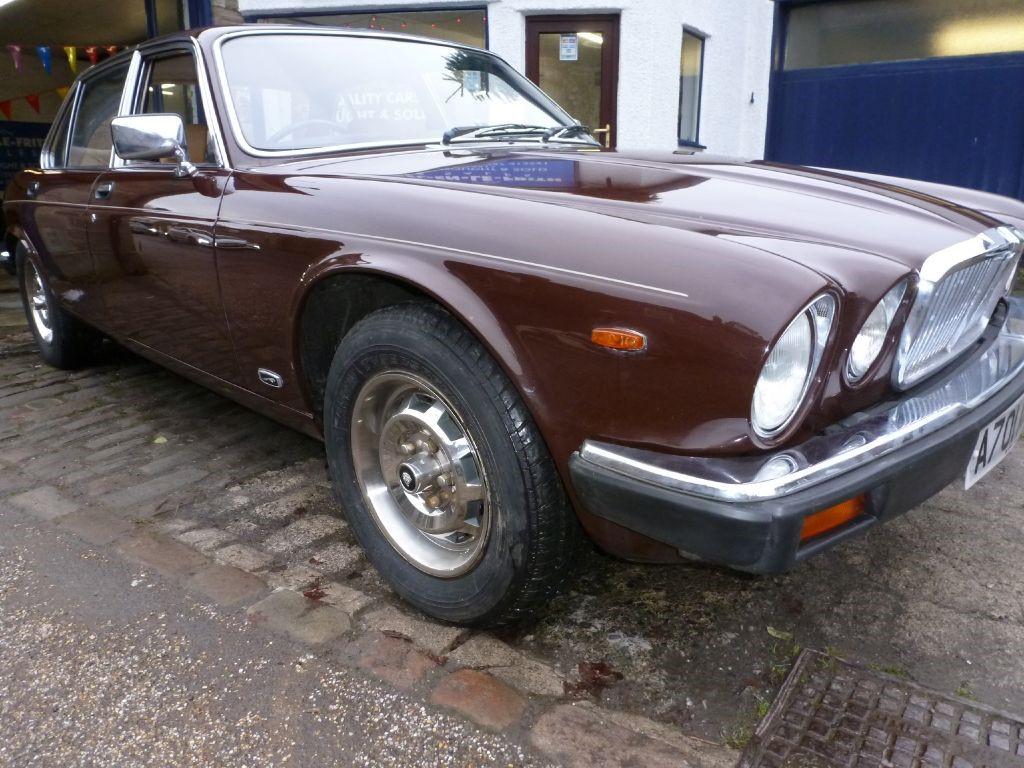 used Jaguar XJ6 series 3 in derbyshire