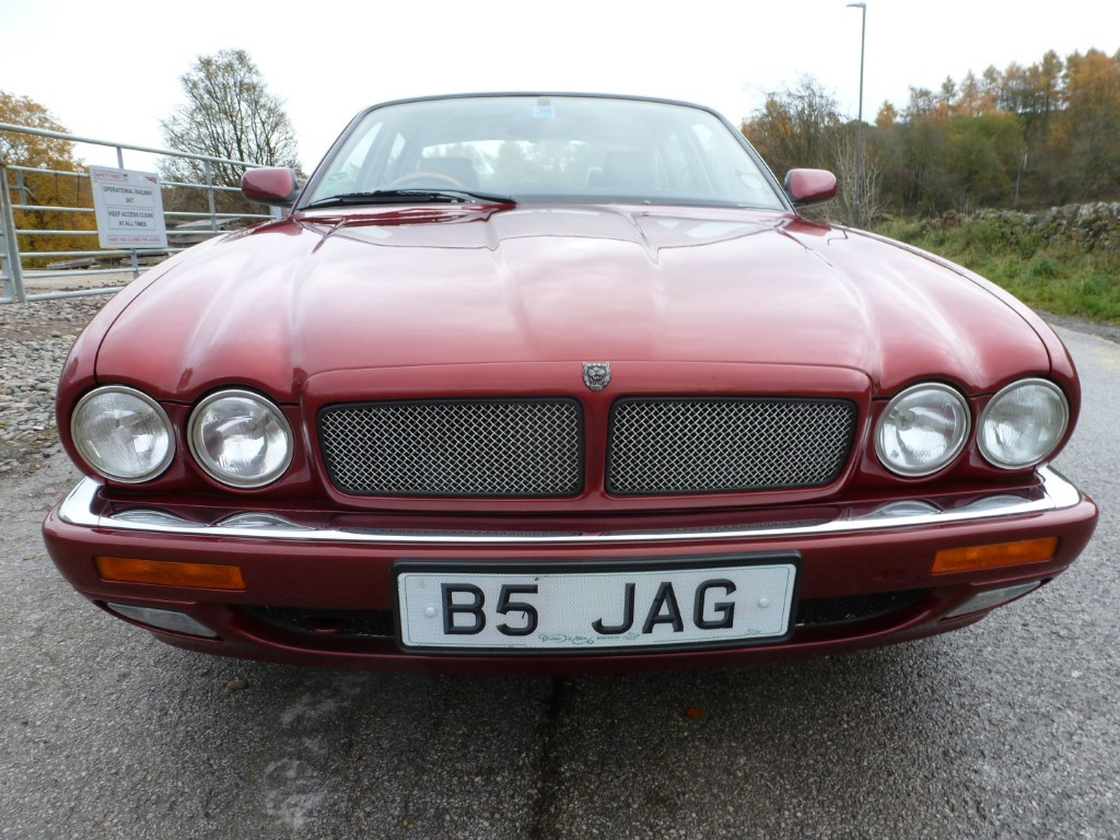 used Jaguar XJR XJR SUPCHR in derbyshire