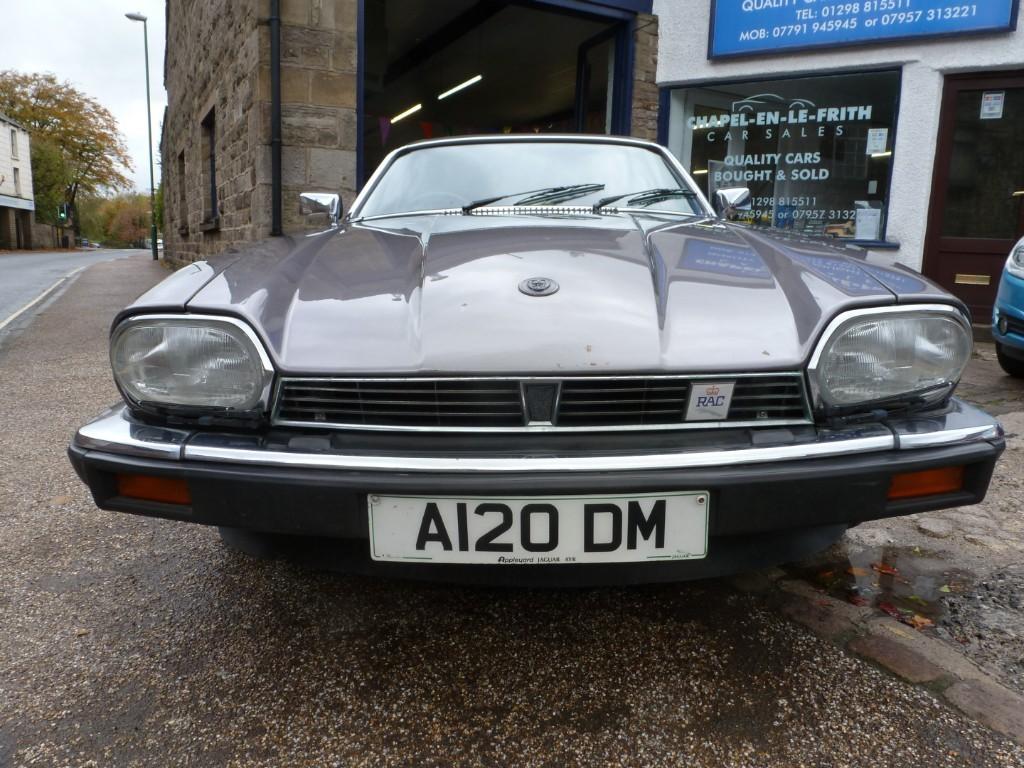 used Jaguar XJS 3.6 in derbyshire