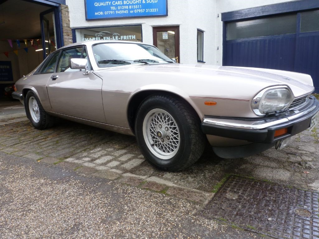 used Jaguar XJS 5.3 HE in derbyshire