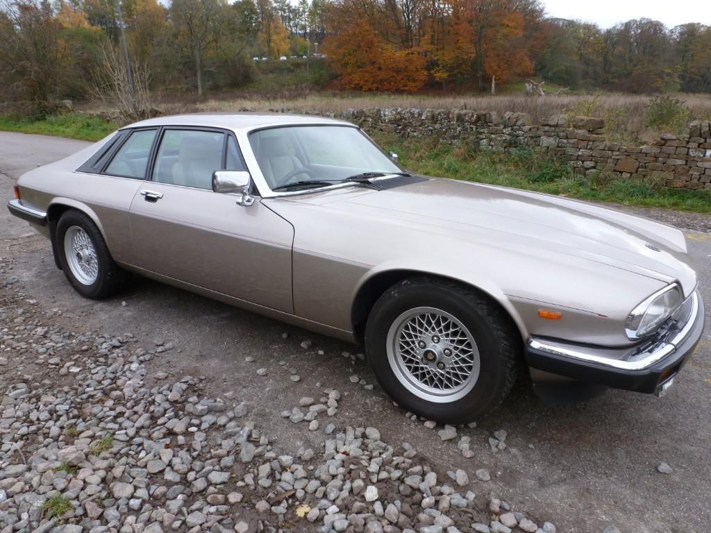 used Jaguar XJS HE in derbyshire