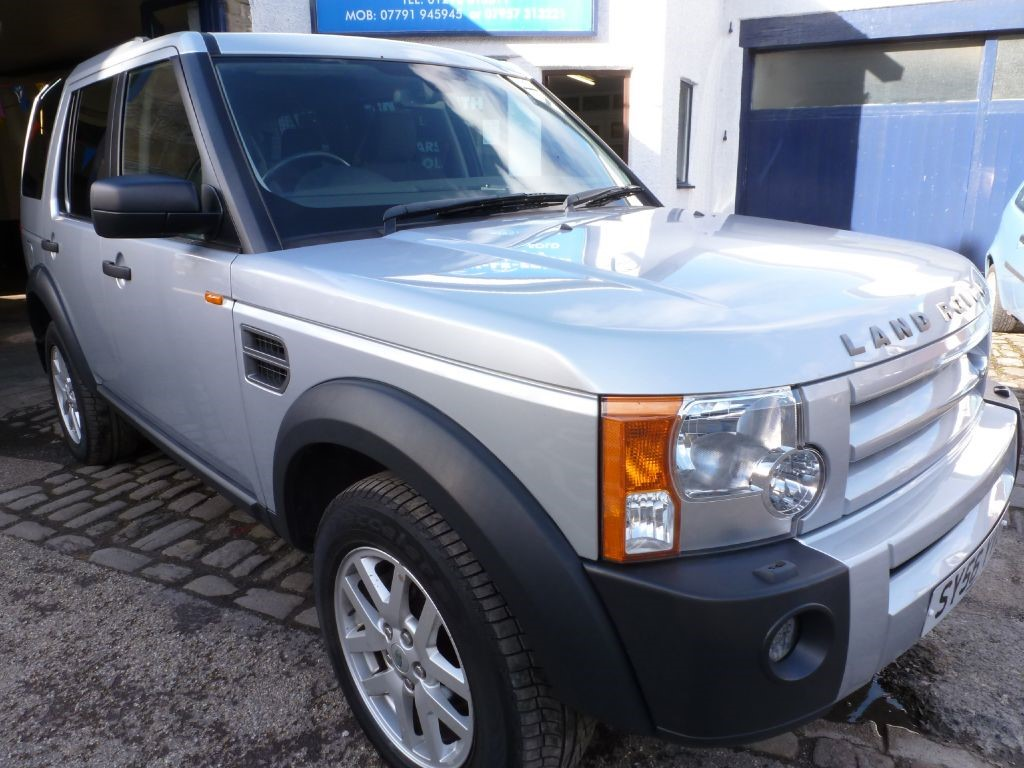 used Land Rover Discovery 3 TDV6 XS in derbyshire