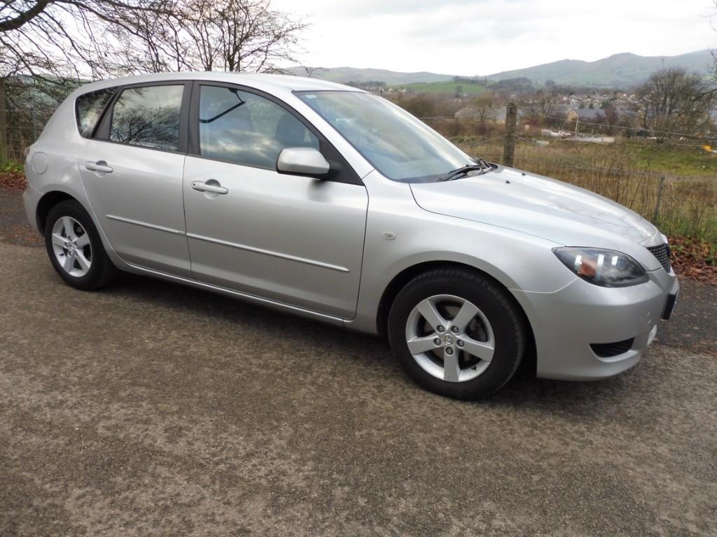 used Mazda Mazda3 TS in derbyshire