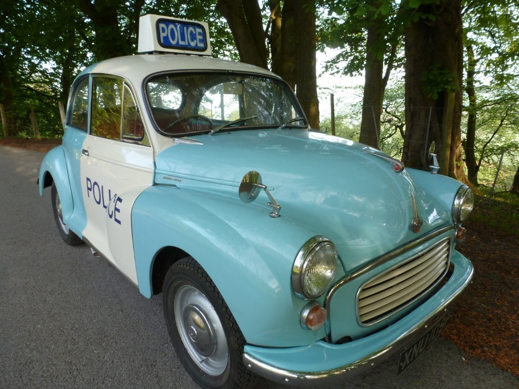 used Morris Minor 1000 in derbyshire