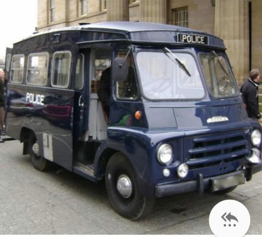 used Morris  ld van in derbyshire