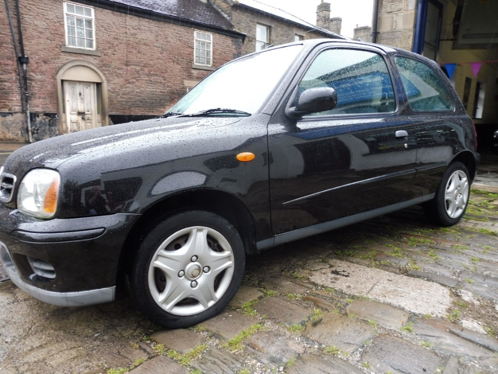 used Nissan Micra TEMPEST in derbyshire