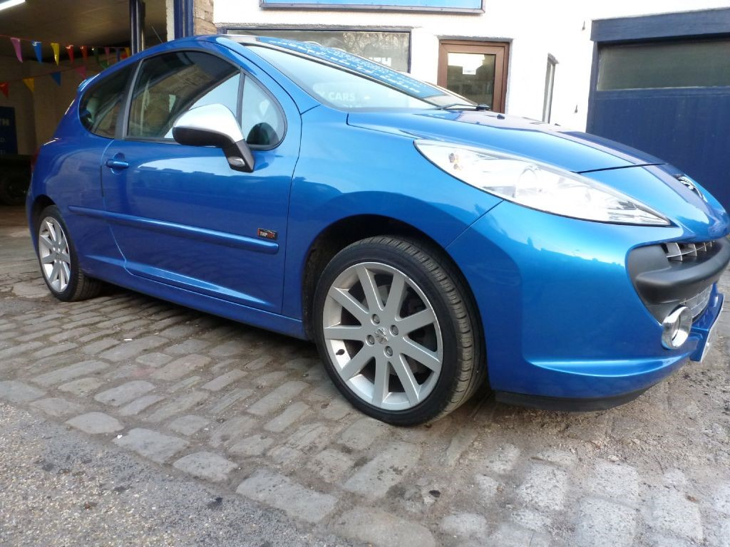 used Peugeot 207 GTI PACK in derbyshire