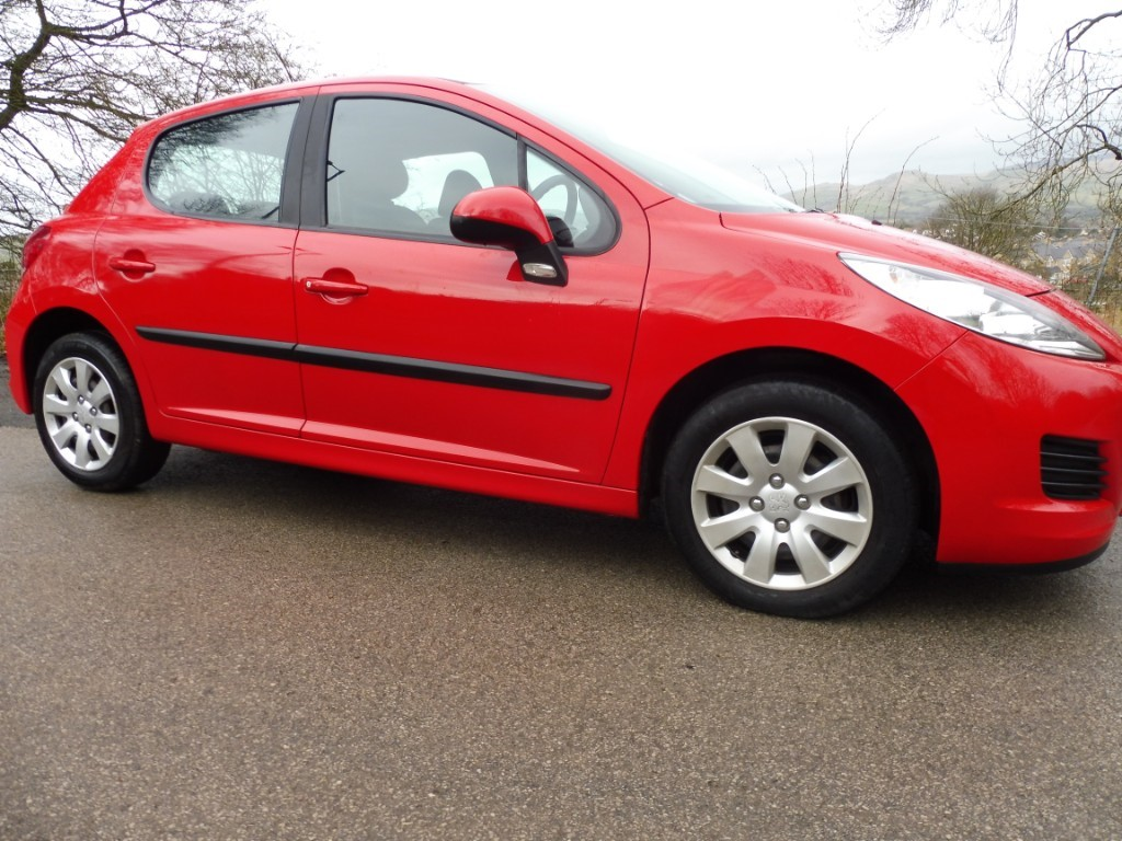 used Peugeot 207 S in derbyshire
