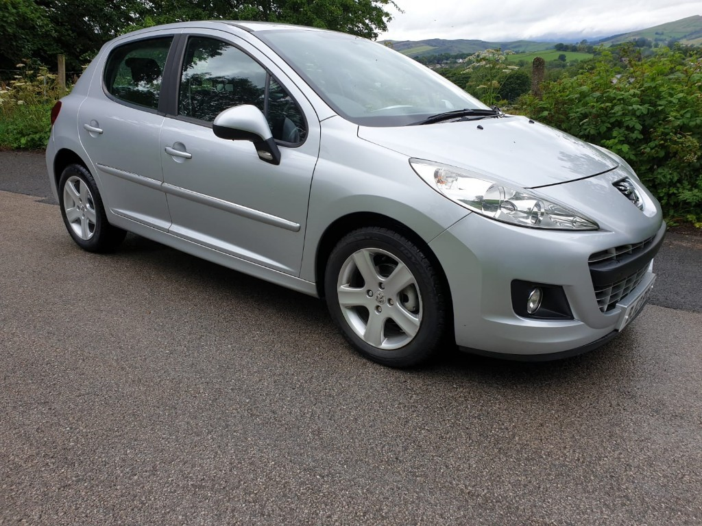 used Peugeot 207 ACTIVE in derbyshire