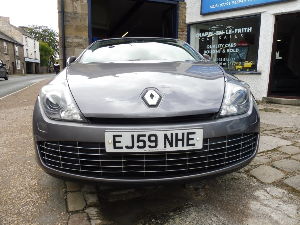 used Renault Laguna GT 16V in derbyshire