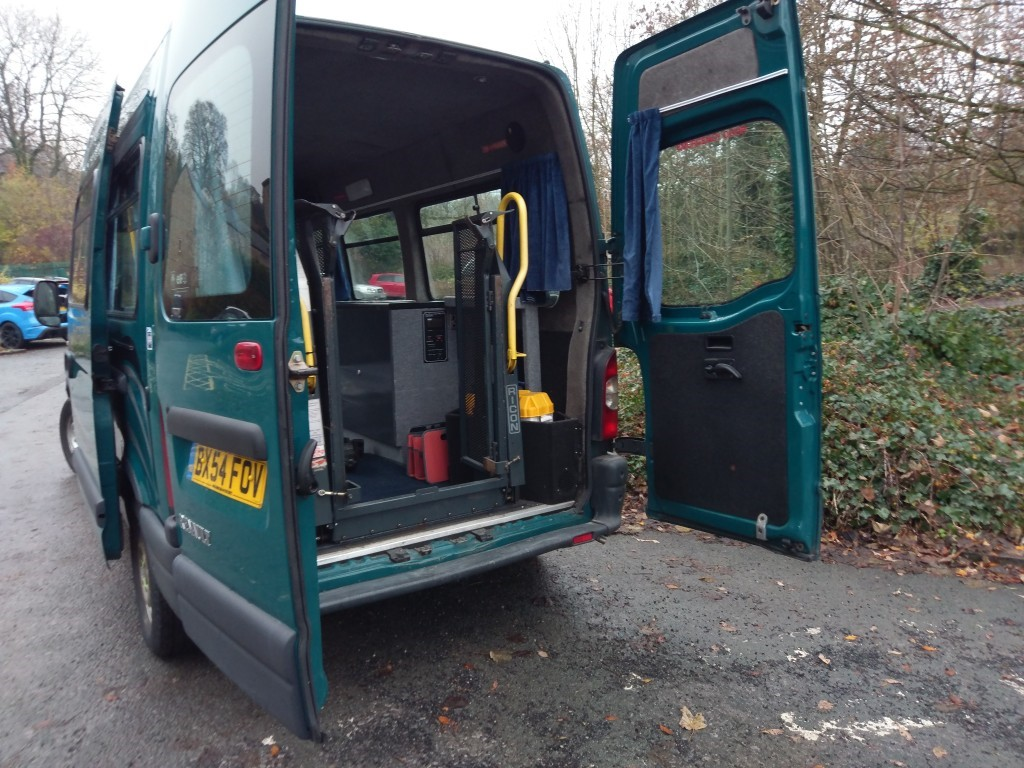 used Renault Master MM 33 DCI 100 P/V in derbyshire
