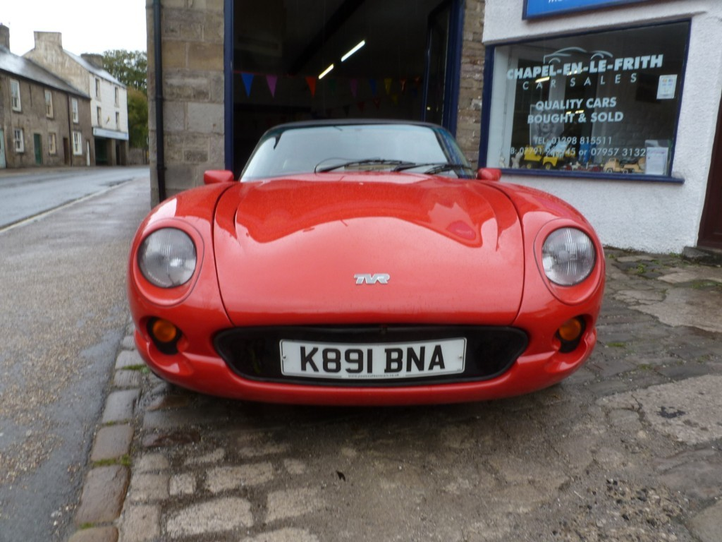 used TVR Chimaera  in derbyshire
