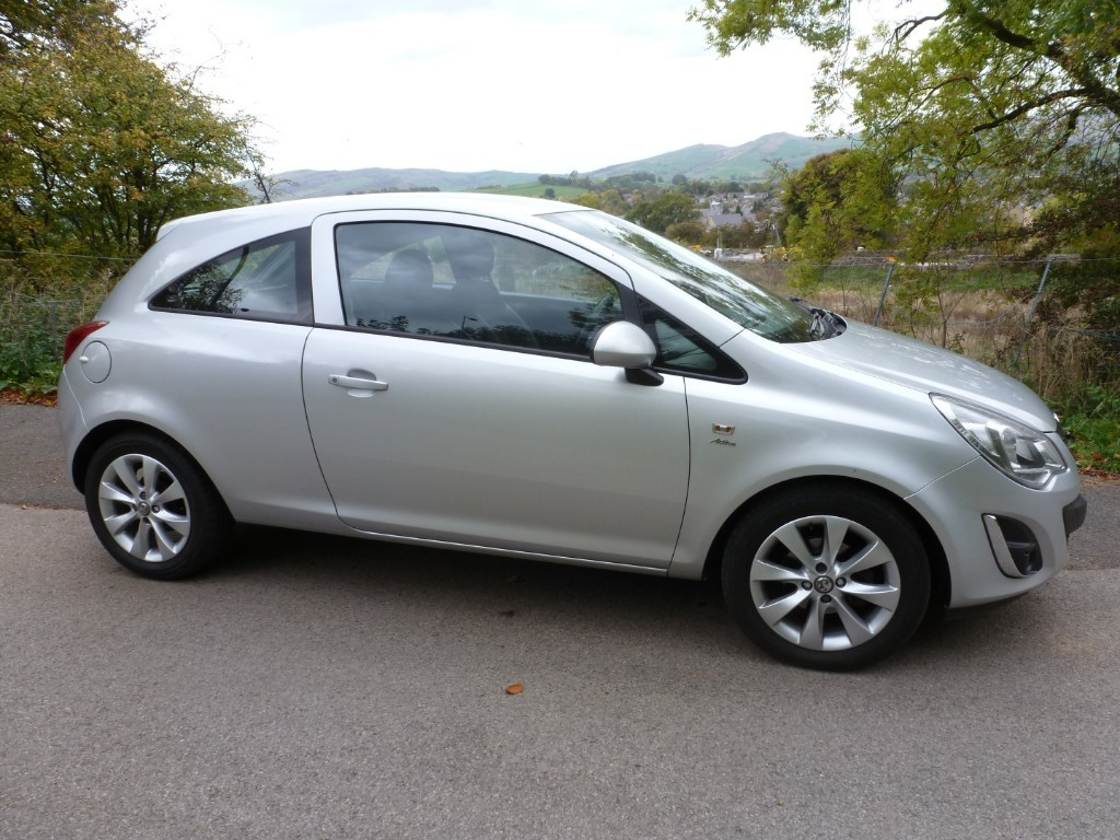 used Vauxhall Corsa ACTIVE in derbyshire