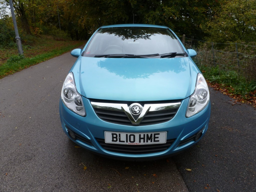 used Vauxhall Corsa SE in derbyshire