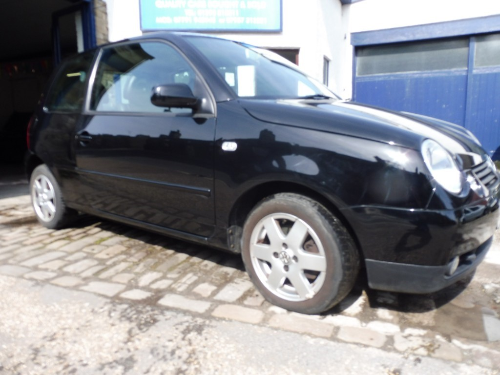 used VW Lupo SPORT in derbyshire