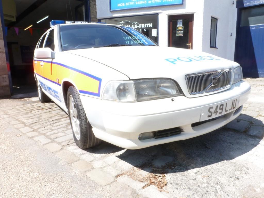 used Volvo V70 T5 V70 in derbyshire