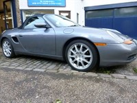 Car of the week - Porsche Boxster 24V TIPTRONIC S - Only £7,000